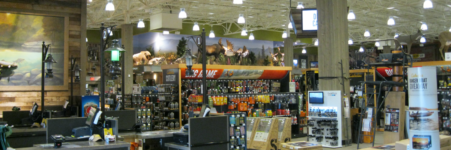 Cabela's Outpost – Bowling Green